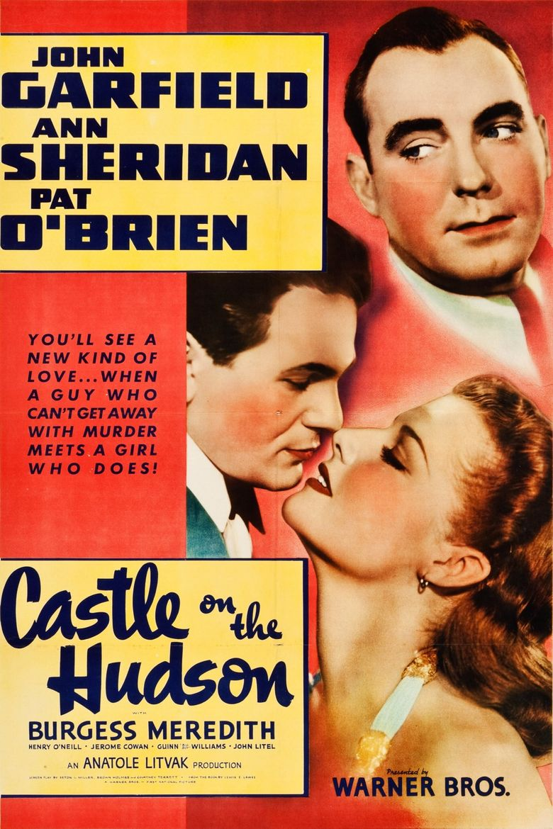 Castle on the Hudson Poster