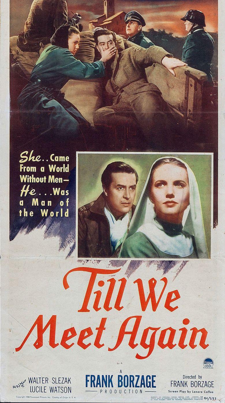 Till We Meet Again Poster
