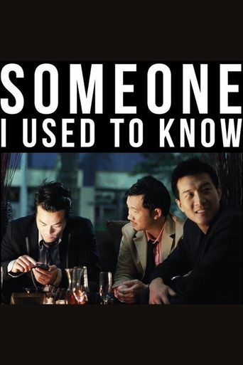 Someone I Used to Know Poster