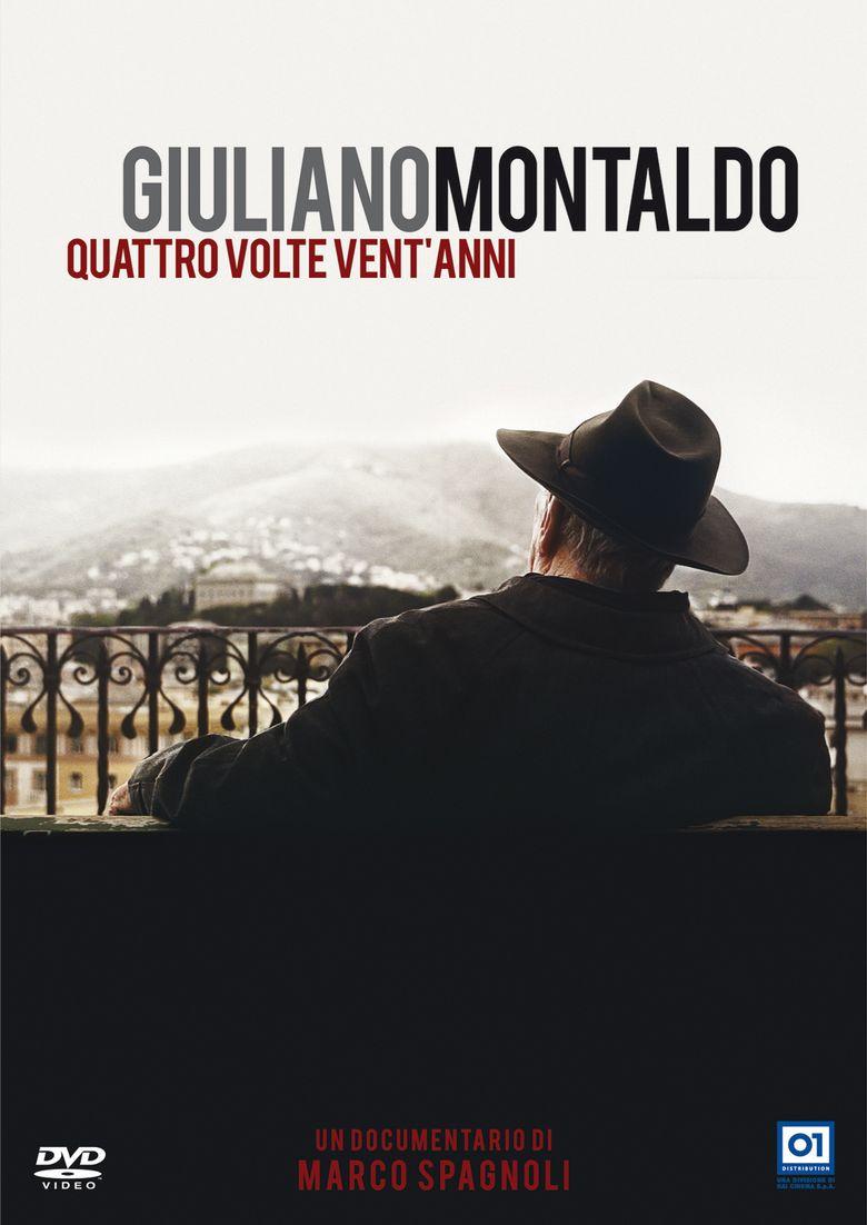 Giuliano Montaldo: Quattro volte vent'anni Poster
