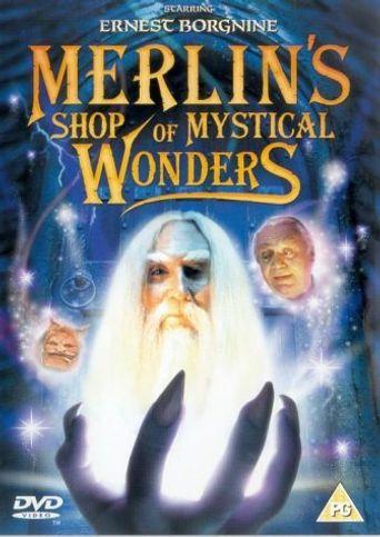 Merlin's Shop of Mystical Wonders Poster