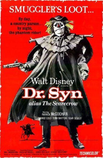 Dr. Syn, Alias the Scarecrow Poster