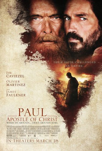 Watch Paul, Apostle of Christ