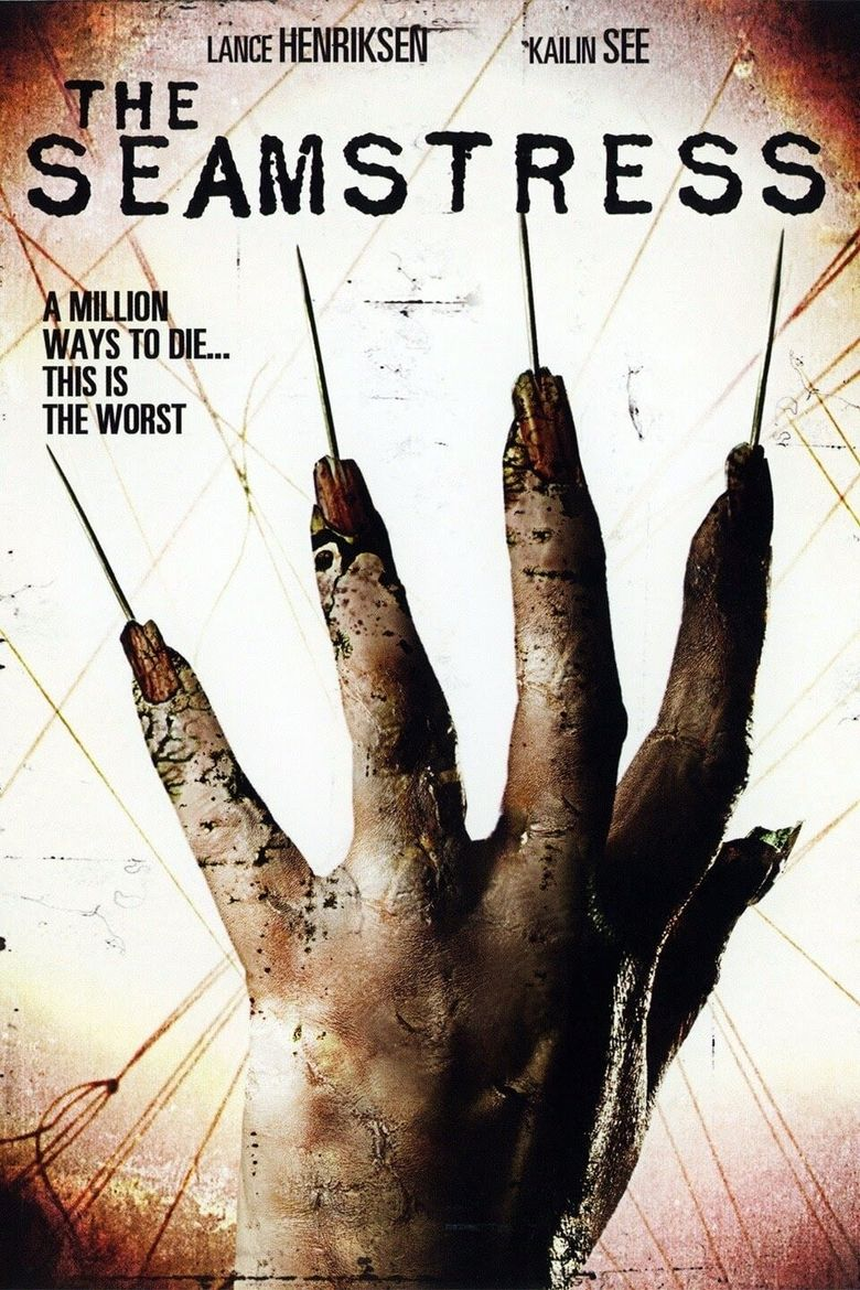 The Seamstress Poster