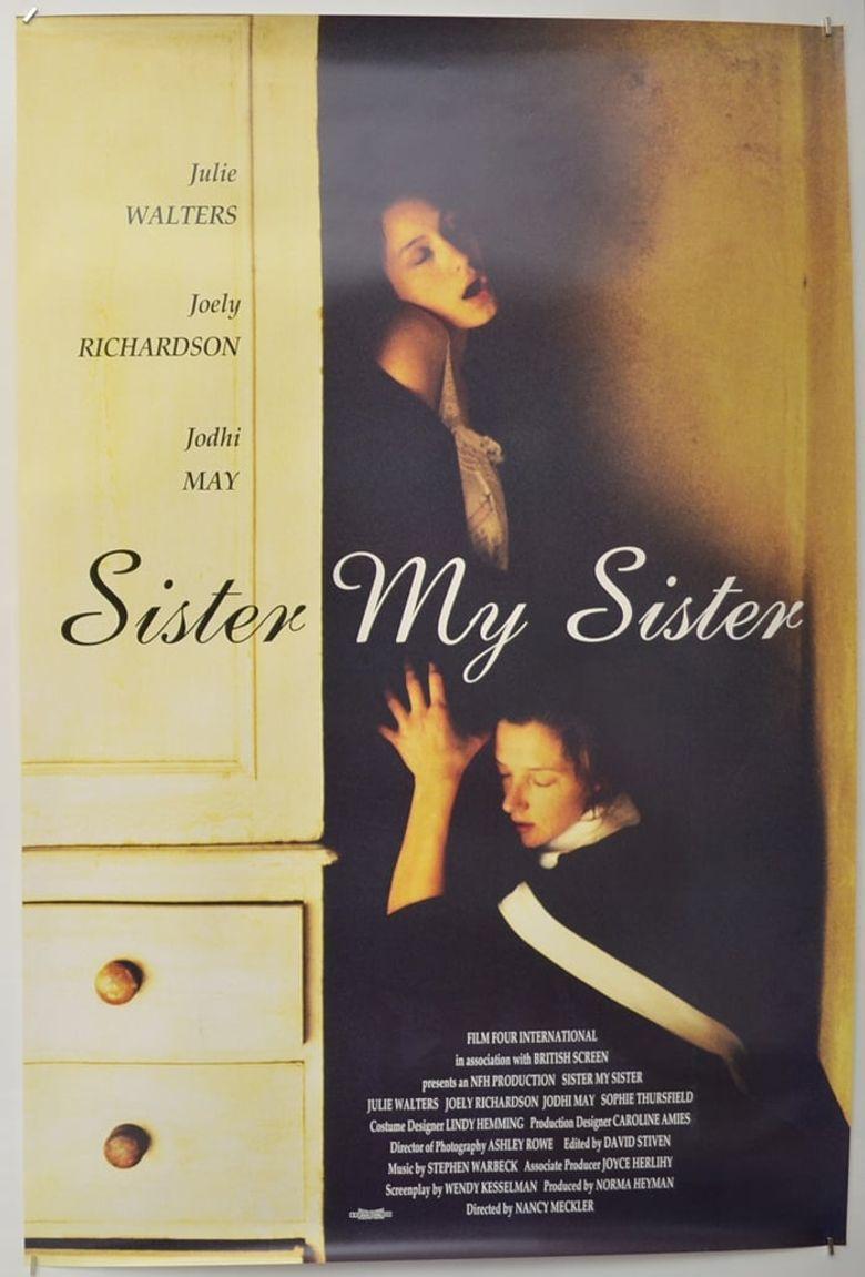 Sister My Sister Poster