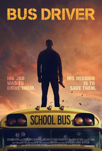 Bus Driver Poster