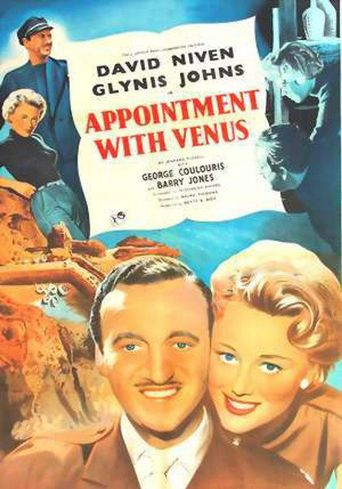 Appointment with Venus Poster