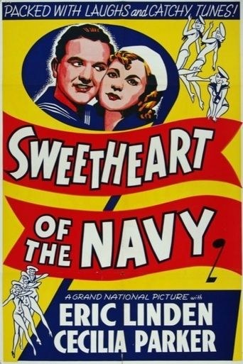 Sweetheart of the Navy Poster