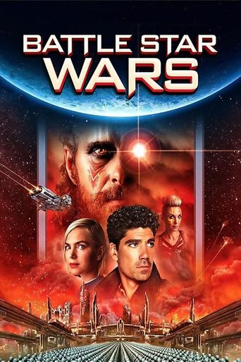 Battle Star Wars Poster
