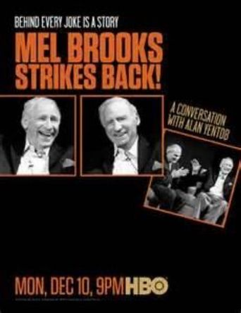 Mel Brooks Strikes Back! Poster