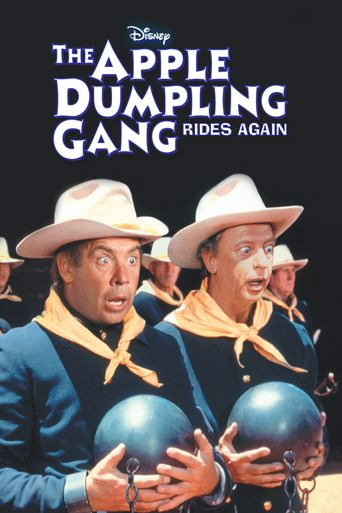 Watch The Apple Dumpling Gang Rides Again