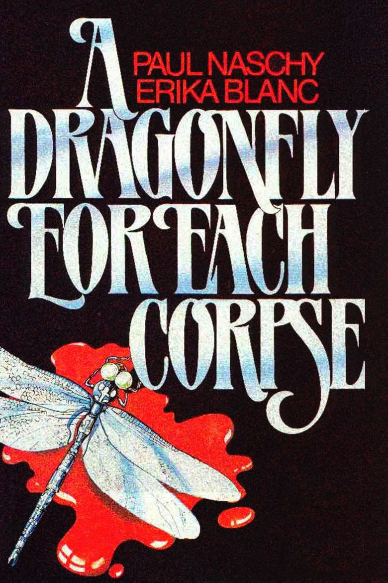 A Dragonfly for Each Corpse Poster