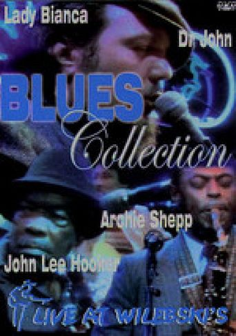 Blues Collection: Live at Wilebski's Poster