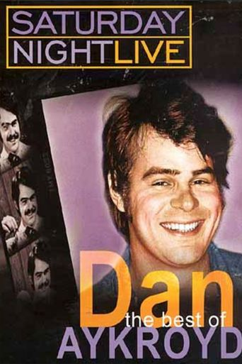 Saturday Night Live: The Best of Dan Aykroyd Poster