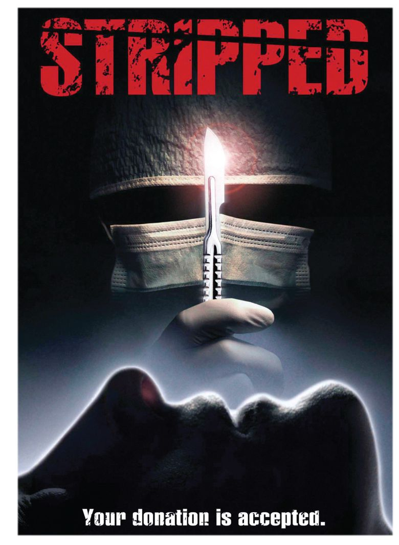 Stripped Poster