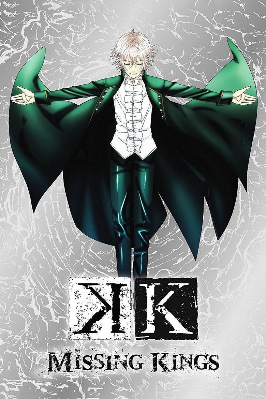 K: Missing Kings Poster