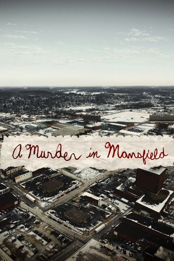 A Murder in Mansfield Poster