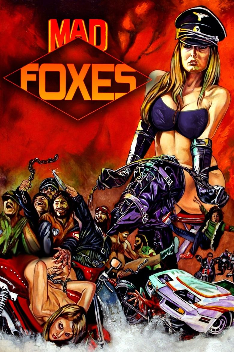 Mad Foxes Poster