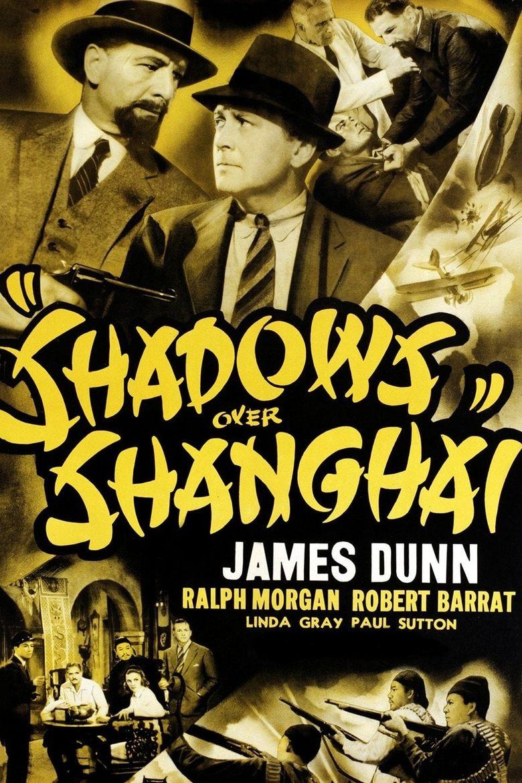Shadows Over Shanghai Poster