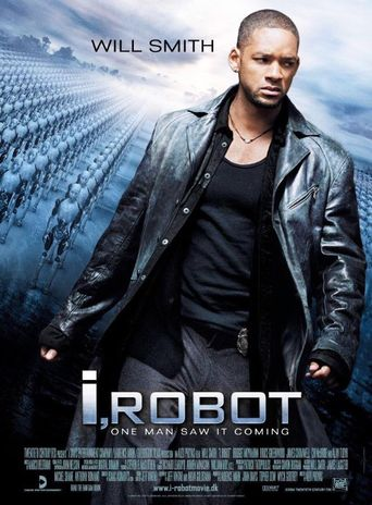 Watch I, Robot