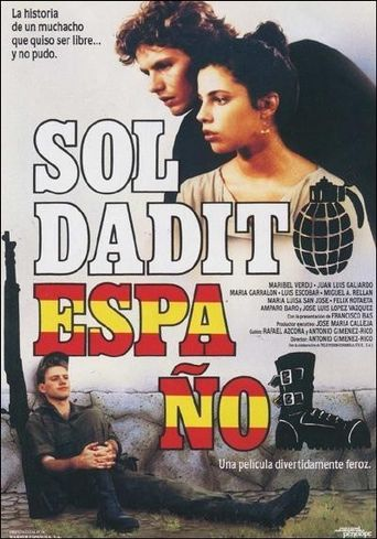 Little Spanish Soldier Poster