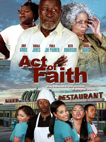 Act of Faith Poster