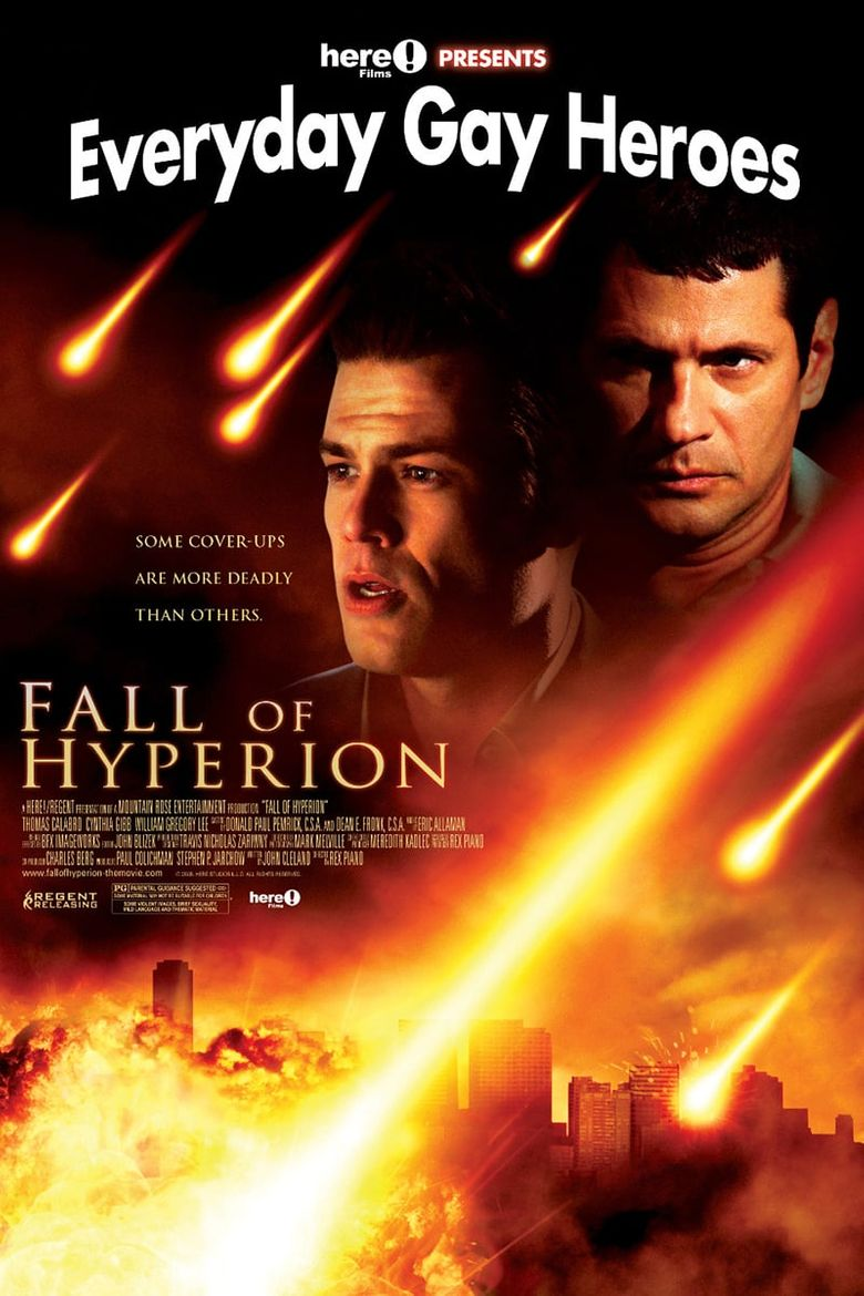 Fall of Hyperion Poster
