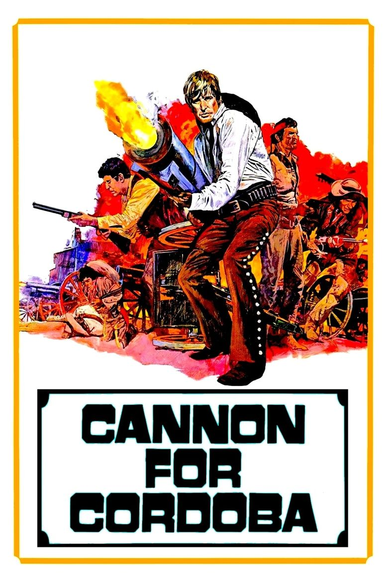 Cannon for Cordoba Poster