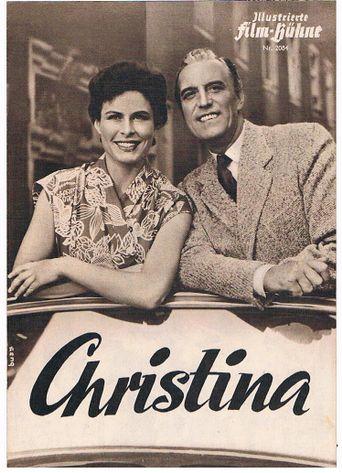 Christina Poster