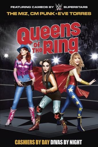 Queens of the Ring Poster