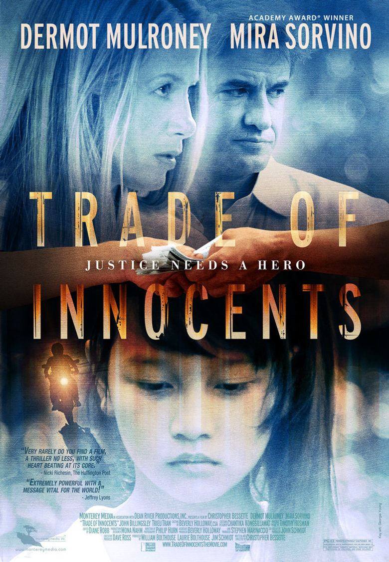 Trade of Innocents Poster