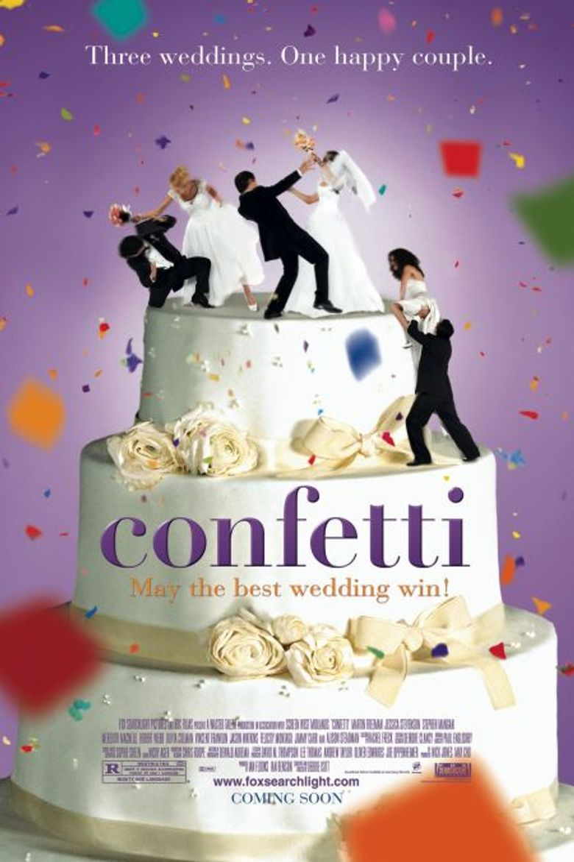 Confetti Poster