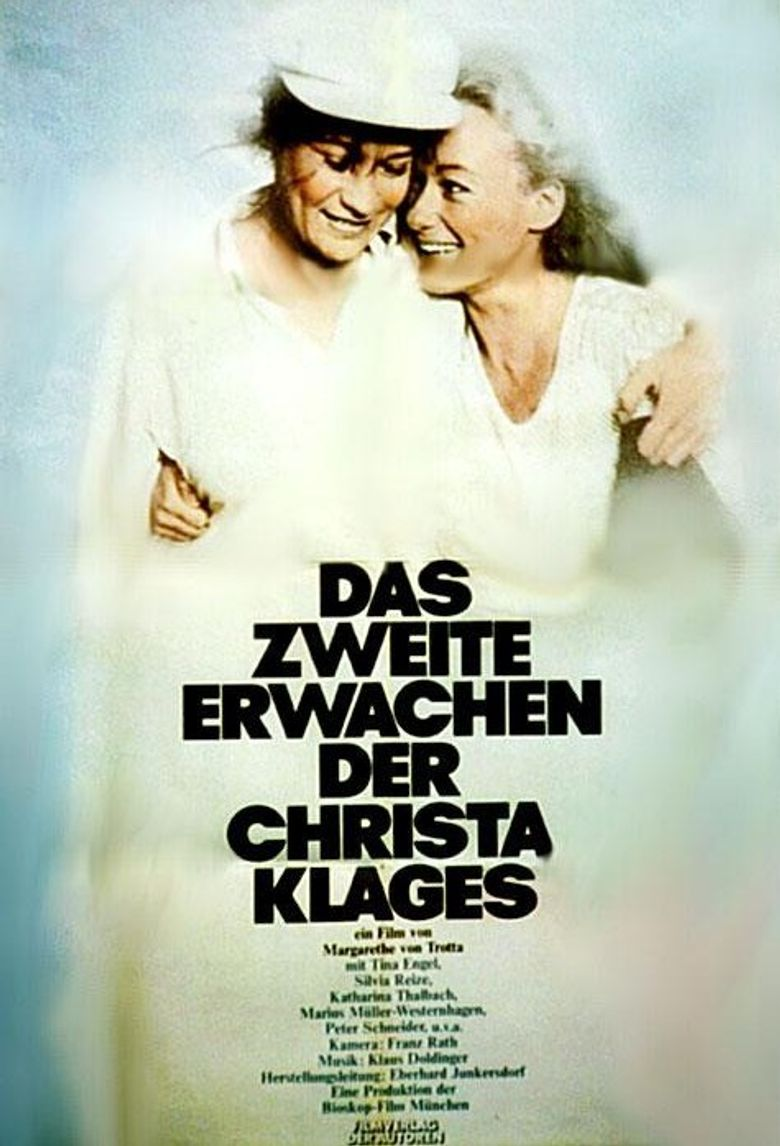 The Second Awakening of Christa Klages Poster