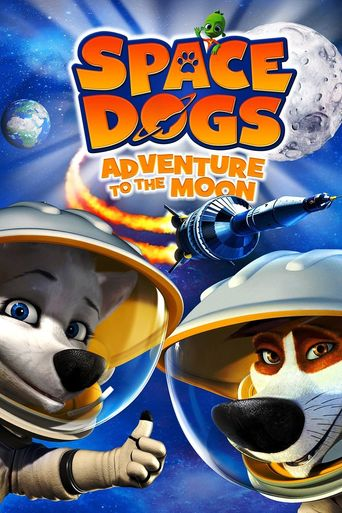 Space Dogs 2 Poster