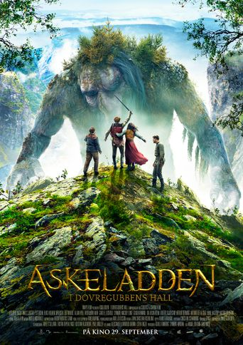 The Ash Lad: In the Hall of the Mountain King Poster