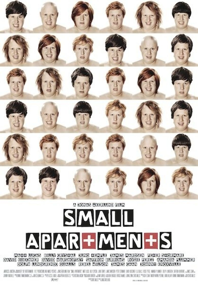 Small Apartments Poster