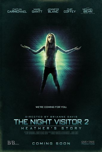 The Night Visitor 2: Heather's Story Poster