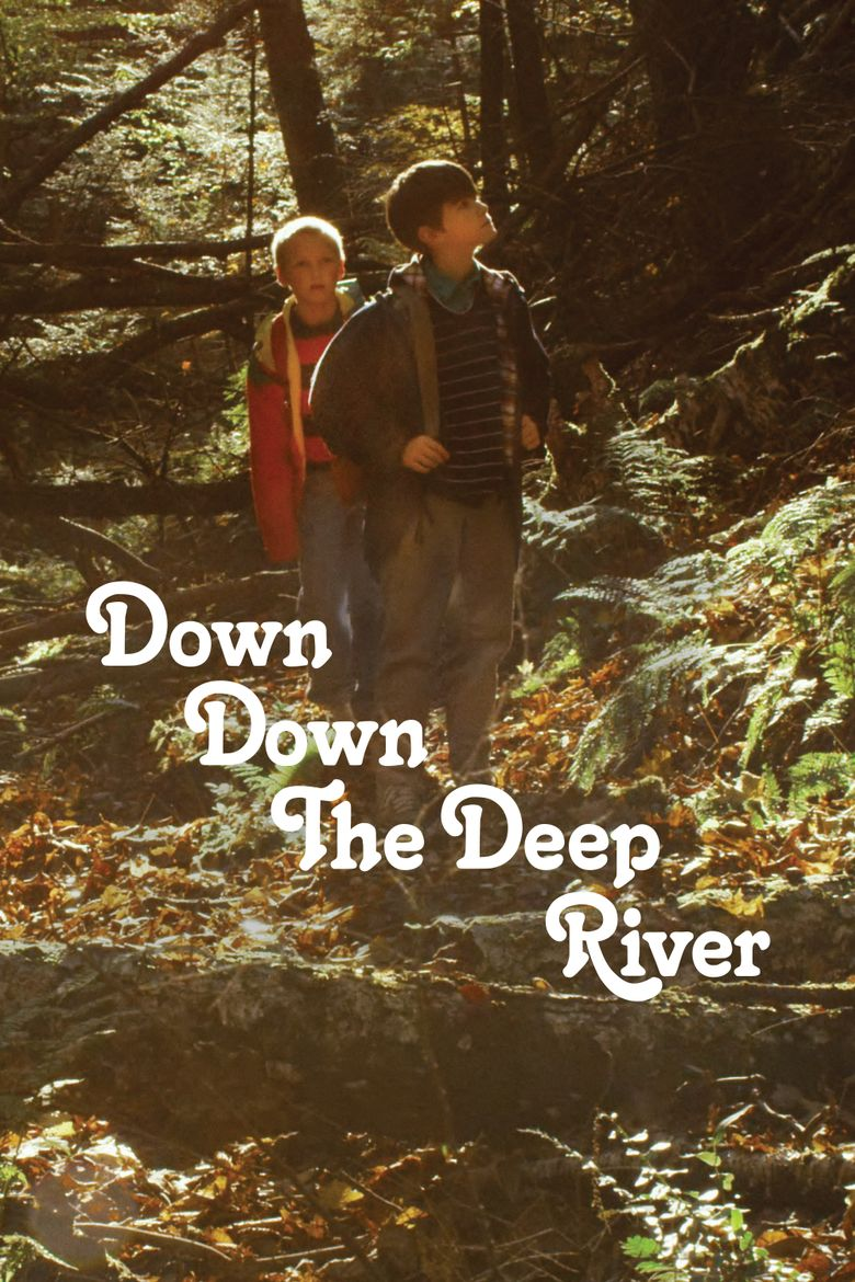 Down Down the Deep River Poster