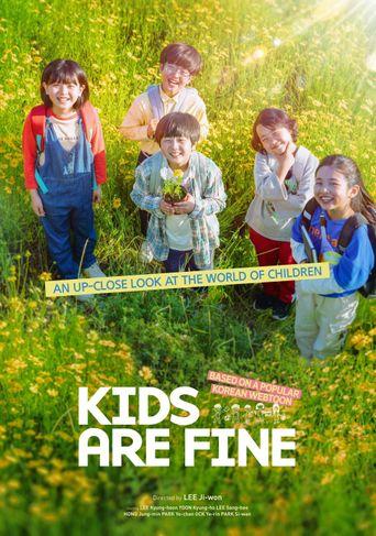 Kids are fine Poster