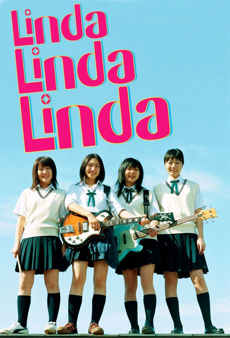 Linda Linda Linda Poster