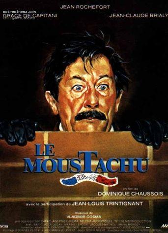 Le moustachu Poster