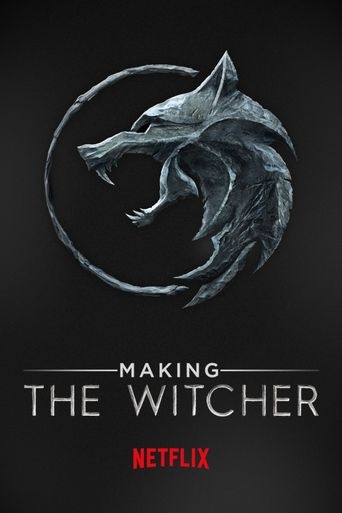Making the Witcher Poster