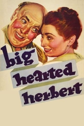 Big Hearted Herbert Poster