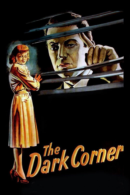 The Dark Corner Poster
