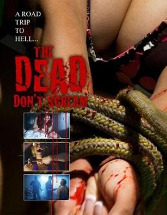 The Dead Don't Scream Poster