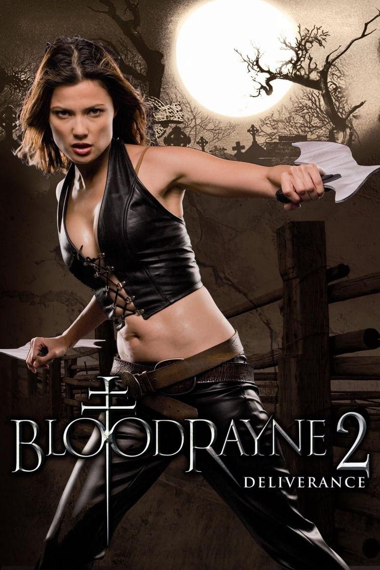 BloodRayne: Deliverance Poster