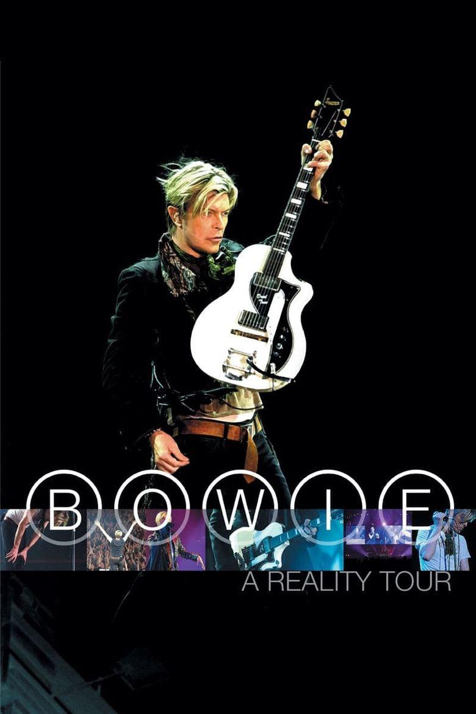David Bowie: A Reality Tour Poster