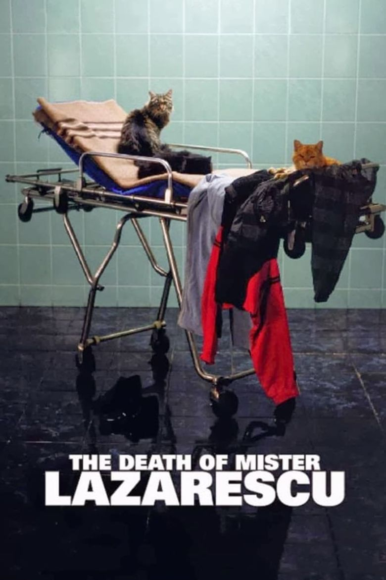 The Death of Mr. Lazarescu Poster