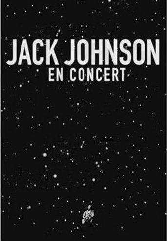 Jack Johnson - En Concert Poster