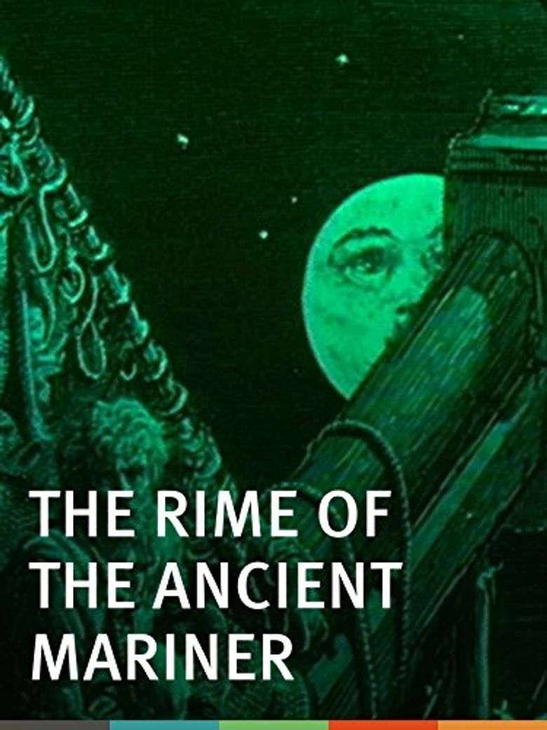 The Rime of the Ancient Mariner Poster